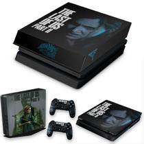 Capa Anti Poeira e Skin para PS4 Slim - The Last Of Us Part 2 Ii B - Pop Arte Skins