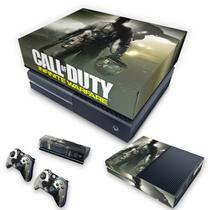 Capa Anti Poeira e Skin para Xbox One Fat - Call Of Duty: Infinite Warfare - Pop Arte Skins