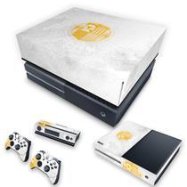 Capa Anti Poeira e Skin para Xbox One Fat - Destiny Limited Edition - Pop Arte Skins