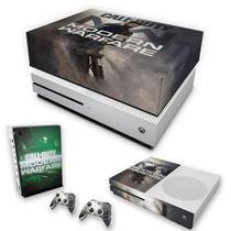 Capa Anti Poeira e Skin para Xbox One S Slim - Call Of Duty Modern Warfare - Pop Arte Skins