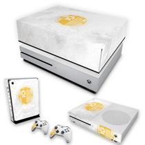 Capa Anti Poeira e Skin para Xbox One S Slim - Destiny Limited Edition - Pop Arte Skins
