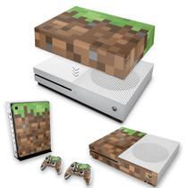 Capa Anti Poeira e Skin para Xbox One S Slim - Modelo 009 - Pop Arte Skins