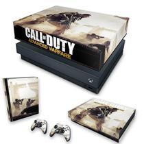 Capa Anti Poeira e Skin para Xbox One X - Call Of Duty Advanced Warfare - Pop Arte Skins