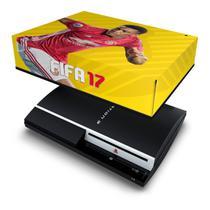 Capa Anti Poeira para PS3 Fat - Fifa 17 - Pop Arte Skins