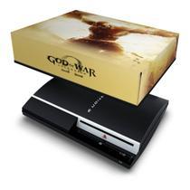 Capa Anti Poeira para PS3 Fat - God Of War 4 - Pop Arte Skins