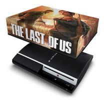 Capa Anti Poeira para PS3 Fat - Last Of Us - Pop Arte Skins