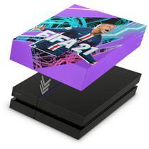 Capa Anti Poeira para PS4 Fat - FIFA 21 - Pop Arte Skins