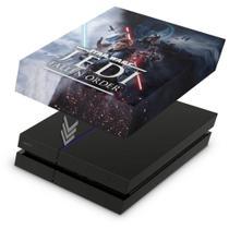 Capa Anti Poeira para PS4 Fat - Star Wars Jedi Fallen Order - Pop Arte Skins