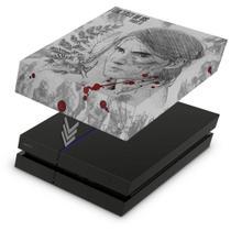 Capa Anti Poeira para PS4 Fat - The Last Of Us Part 2 II - Pop Arte Skins