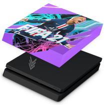 Capa Anti Poeira para PS4 Slim - FIFA 21 - Pop Arte Skins