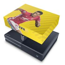 Capa Anti Poeira para Xbox One Fat - Fifa 17 - Pop Arte Skins