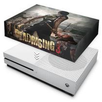 Capa Anti Poeira para Xbox One S Slim - Dead Rising 3 - Pop Arte Skins