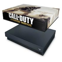 Capa Anti Poeira para Xbox One X - Call Of Duty Advanced Warfare - Pop Arte Skins