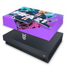 Capa Anti Poeira para Xbox One X - FIFA 21 - Pop Arte Skins