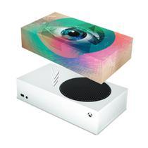 Capa Anti Poeira para Xbox Series S - Abstrato 89 - Pop Arte Skins