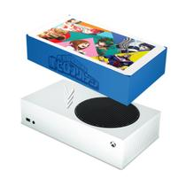 Capa Anti Poeira para Xbox Series S - Boku No Hero Academia - Pop Arte Skins