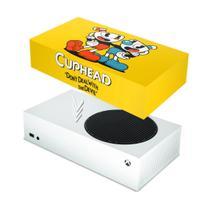 Capa Anti Poeira para Xbox Series S - Cuphead - Pop Arte Skins