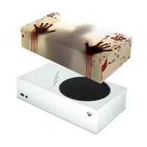 Capa Anti Poeira para Xbox Series S - Fear The Walking Dead - Pop Arte Skins