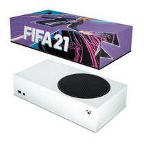 Capa Anti Poeira para Xbox Series S - FIFA 21 - Pop Arte Skins