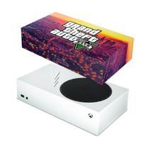 Capa Anti Poeira para Xbox Series S - GTA V - Pop Arte Skins