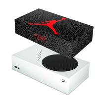Capa Anti Poeira para Xbox Series S - Jordan Flight - Pop Arte Skins