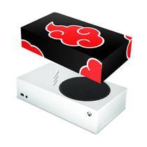 Capa Anti Poeira para Xbox Series S - Naruto Akatsuki - Pop Arte Skins