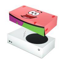 Capa Anti Poeira para Xbox Series S - Patrick - Pop Arte Skins