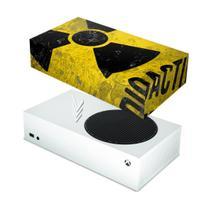 Capa Anti Poeira para Xbox Series S - Radioativo - Pop Arte Skins