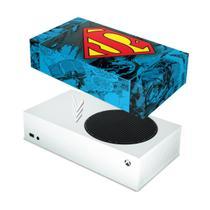 Capa Anti Poeira para Xbox Series S - Superman Comics - Pop Arte Skins