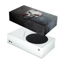 Capa Anti Poeira para Xbox Series S - The Punisher Justiceiro - Pop Arte Skins