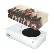 Capa Anti Poeira para Xbox Series S - The Walking dead - Pop Arte Skins