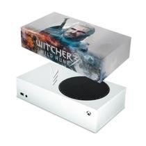 Capa Anti Poeira para Xbox Series S - The Witcher 3 - Pop Arte Skins
