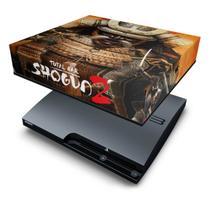 Capa Anti Poeira  PS3 Slim - Infamous 2 2 - Pop Arte Skins