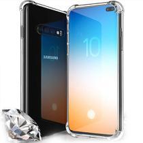 Capa Anti Shock Impactos Samsung Galaxy S10+ Tela De 6,4 - Encapar