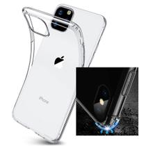 Capa Anti Shock iPhone 8 7 Plus X Xs Xr 11 Pro Max + Pelicula Gel Wlxy