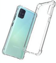 Capa Anti Shock para Samsung Galaxy A51 + Pelicula de Vidro 3D - Cell Case