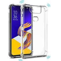 Capa Anti Shock + Pelicula de Gel Tela Toda Asus Zenfone 6 Zs630KL - Fse Acessórios