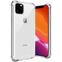 Capa Anti Shock + Pelicula De Vidro Iphone 11 Pro Max 6.5 - S/M