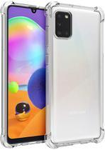 Capa Anti Shock Samsung Galaxy A31 +Pelicula de Vidro - Cell Case