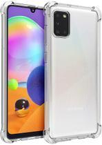 Capa Anti Shock Samsung Galaxy A31 +Pelicula de Vidro -