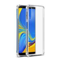 Capa Anti Shock Samsung Galaxy A7 2018 + Pelicula De Gel - Encapar
