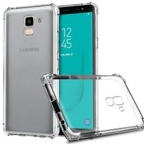 Capa Anti Shock Samsung Galaxy J6 + Pelicula de Vidro - Cellcase
