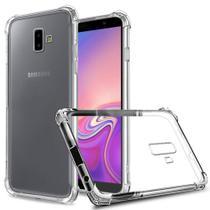 Capa Anti Shock Samsung Galaxy J6 Plus 2018 - Cellcase