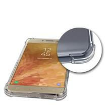 Capa Anti Shock Samsung Galaxy J6 Plus 2018 - Crystal