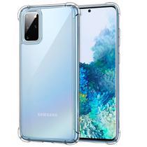 Capa Anti Shock Samsung Galaxy S20 Plus 6.7 + Pelicula de Gel Tela Toda - Fse Acessórios