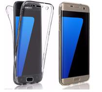Capa Antishock Capinha 360 Frente E Verso Samsung Galaxy S7 Flat - Dv Acessorios