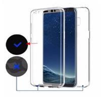 Capa Antishock Capinha 360 Frente E Verso Samsung Galaxy S8+ PLUS - Dv Acessorios