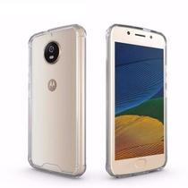 Capa Antishock Case Bordas Reforçadas Motorola Moto G5 Plus Tela 5.2 - Dv Acessorios