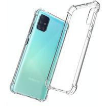 Capa Antishock Case Bordas Reforçadas Samsung Galaxy A51 - Coronitas Acessorios