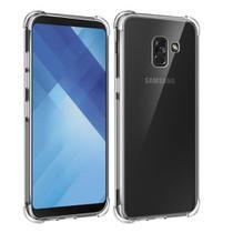 Capa Antishock Case Bordas Reforçadas Samsung Galaxy A8+ PLUS A730 - Dv Acessorios